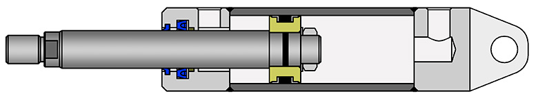 Сварной гидроцилиндр
